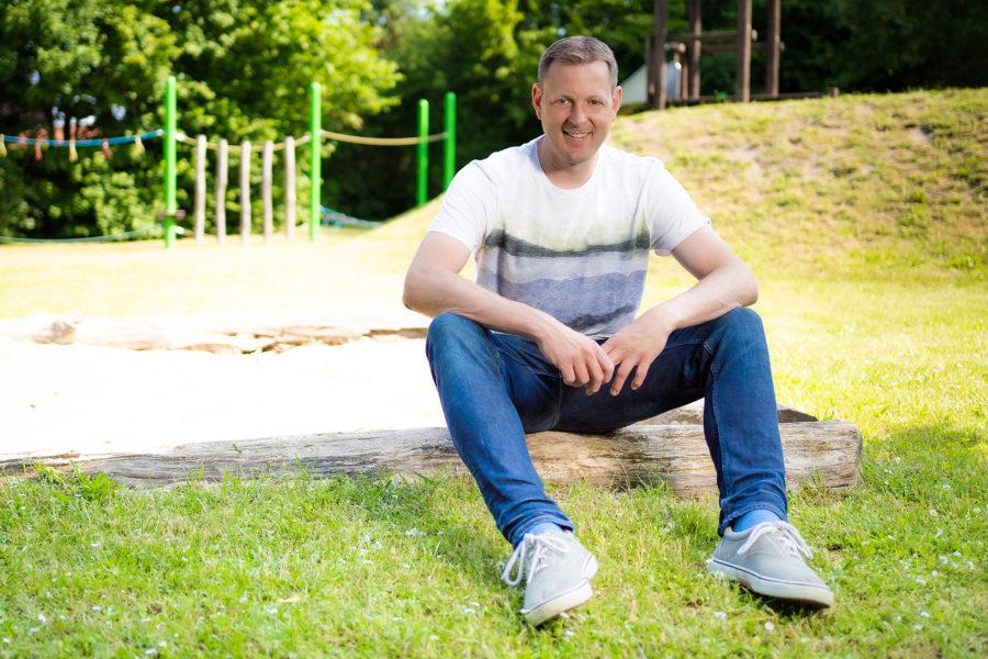 Tobias Faust Bügermeisterkandidat der Gemeinde Edemissen